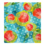 Red Cherries Shower Curtain 66  x 72  (Large)