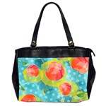 Red Cherries Office Handbags (2 Sides)  Front
