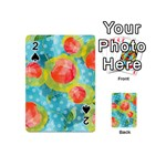 Red Cherries Playing Cards 54 (Mini)