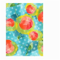 Red Cherries Large Garden Flag (two Sides)