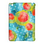Red Cherries Apple iPad Mini Hardshell Case (Compatible with Smart Cover)