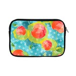Red Cherries Apple iPad Mini Zipper Cases Front
