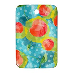 Red Cherries Samsung Galaxy Note 8 0 N5100 Hardshell Case