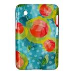 Red Cherries Samsung Galaxy Tab 2 (7 ) P3100 Hardshell Case