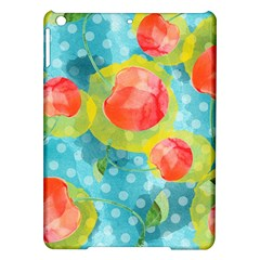 Red Cherries Ipad Air Hardshell Cases by DanaeStudio