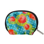 Red Cherries Accessory Pouches (Small)  Back