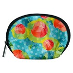 Red Cherries Accessory Pouches (Medium)  Front