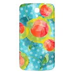 Red Cherries Samsung Galaxy Mega I9200 Hardshell Back Case Front