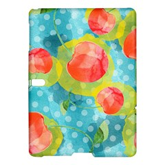 Red Cherries Samsung Galaxy Tab S (10 5 ) Hardshell Case