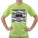 Sometimes Quiet Is Violent Twenty One Pilots The Meaning Of Blurryface Album Green T-Shirt