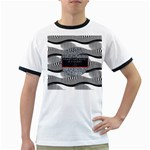 Sometimes Quiet Is Violent Twenty One Pilots The Meaning Of Blurryface Album Ringer T-Shirts