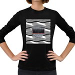 Sometimes Quiet Is Violent Twenty One Pilots The Meaning Of Blurryface Album Women s Long Sleeve Dark T-Shirts