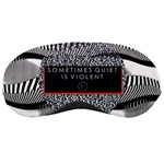 Sometimes Quiet Is Violent Twenty One Pilots The Meaning Of Blurryface Album Sleeping Masks