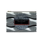 Sometimes Quiet Is Violent Twenty One Pilots The Meaning Of Blurryface Album Cosmetic Bag (Medium)