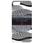 Sometimes Quiet Is Violent Twenty One Pilots The Meaning Of Blurryface Album Apple iPhone 5 Classic Hardshell Case