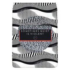 Sometimes Quiet Is Violent Twenty One Pilots The Meaning Of Blurryface Album Flap Covers (l)  by Onesevenart