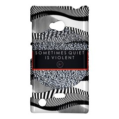 Sometimes Quiet Is Violent Twenty One Pilots The Meaning Of Blurryface Album Nokia Lumia 720 by Onesevenart