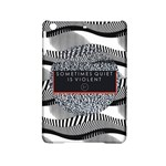 Sometimes Quiet Is Violent Twenty One Pilots The Meaning Of Blurryface Album iPad Mini 2 Hardshell Cases