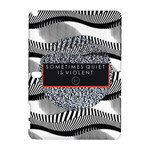Sometimes Quiet Is Violent Twenty One Pilots The Meaning Of Blurryface Album Samsung Galaxy Note 10.1 (P600) Hardshell Case