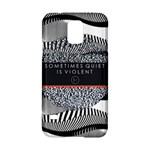 Sometimes Quiet Is Violent Twenty One Pilots The Meaning Of Blurryface Album Samsung Galaxy S5 Hardshell Case