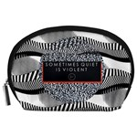 Sometimes Quiet Is Violent Twenty One Pilots The Meaning Of Blurryface Album Accessory Pouches (Large)