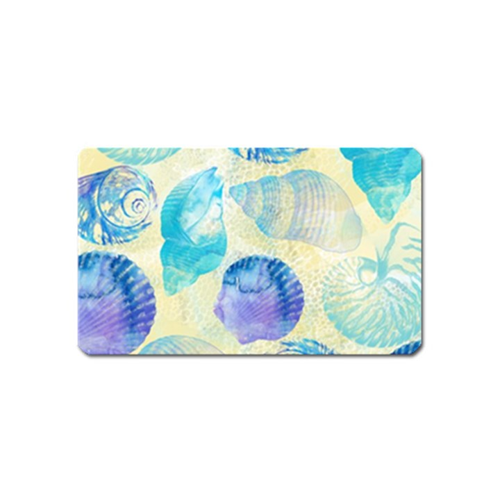 Seashells Magnet (Name Card)