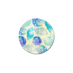 Seashells Golf Ball Marker (10 Pack) by DanaeStudio