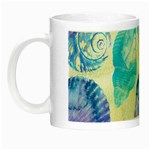 Seashells Night Luminous Mugs Left
