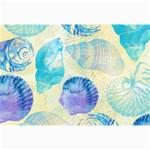 Seashells Collage Prints 18 x12 Print - 2