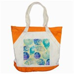 Seashells Accent Tote Bag Front