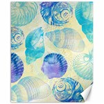 Seashells Canvas 16  x 20   20 x16 Canvas - 1