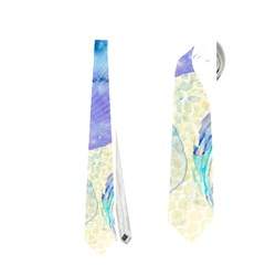 Seashells Neckties (Two Side)