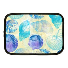 Seashells Netbook Case (Medium)
