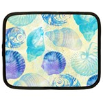 Seashells Netbook Case (Large) Front