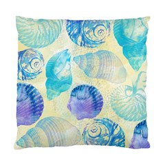 Seashells Standard Cushion Case (two Sides) by DanaeStudio