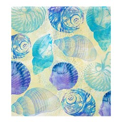 Seashells Shower Curtain 66  x 72  (Large)