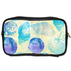 Seashells Toiletries Bags 2-Side