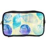 Seashells Toiletries Bags 2-Side Back