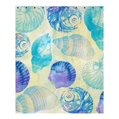 Seashells Shower Curtain 60  x 72  (Medium)