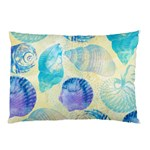 Seashells Pillow Case (Two Sides) Front