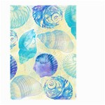 Seashells Large Garden Flag (Two Sides) Front