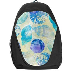 Seashells Backpack Bag