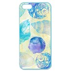 Seashells Apple Seamless iPhone 5 Case (Color) Front