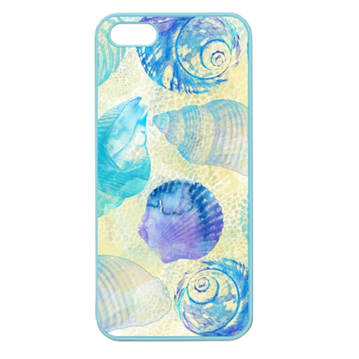Seashells Apple Seamless iPhone 5 Case (Color)