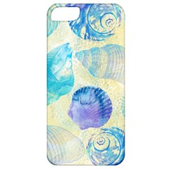 Seashells Apple Iphone 5 Classic Hardshell Case