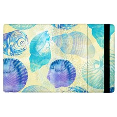 Seashells Apple iPad 2 Flip Case