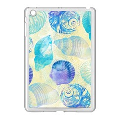 Seashells Apple iPad Mini Case (White)