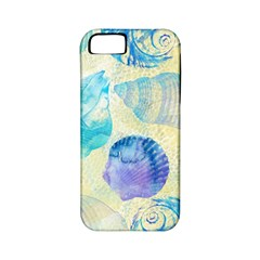 Seashells Apple Iphone 5 Classic Hardshell Case (pc+silicone) by DanaeStudio