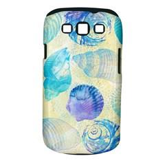Seashells Samsung Galaxy S Iii Classic Hardshell Case (pc+silicone)