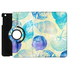 Seashells Apple iPad Mini Flip 360 Case